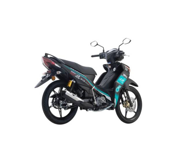 Yamaha Lagenda 115Z GP Edition launched
