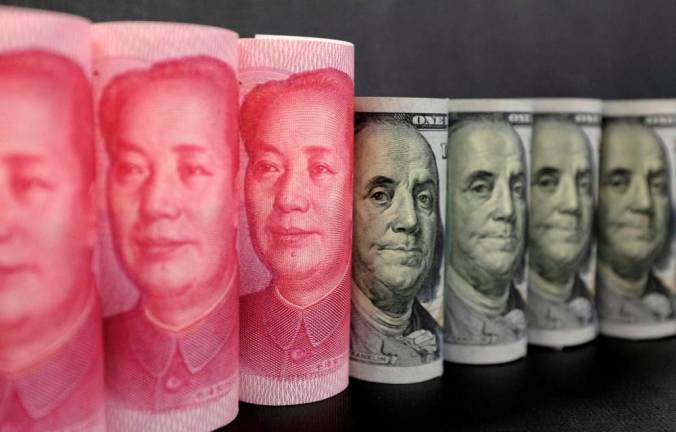 US-China currency deal won't change dollar-yuan dynamics -experts