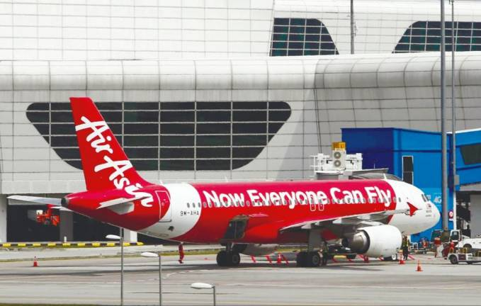 AirAsia carried 16% more passengers in 2018