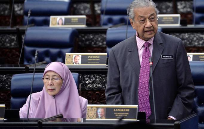 Govt has to review pension scheme for civil servants because of increasing costs: Mahathir