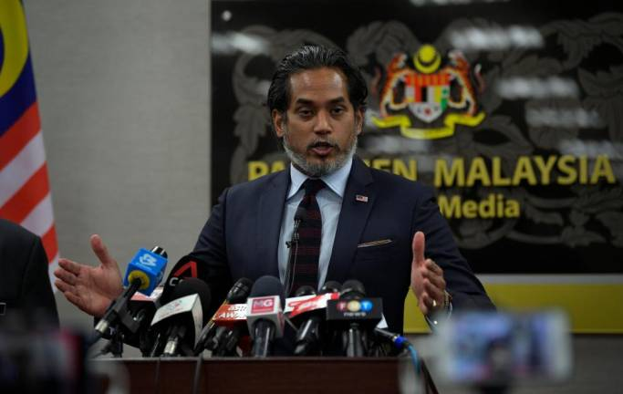 Covid-19 vaccine to be bottled by two local firms: Khairy