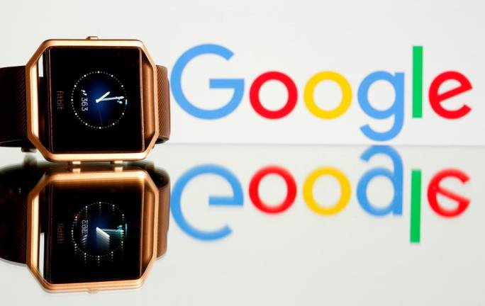European Commission starts in-depth probe of Google's planned US$2.1 billion purchase of smartwatch maker Fitbit