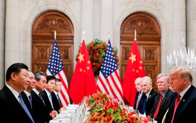 Trump bolster ban on U.S. investments in China