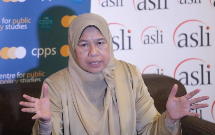 Zuraida optimistic NCP will help people achieve better quality of life
