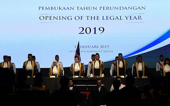 DOJ-trained Malaysian judges to deal with modern crimes