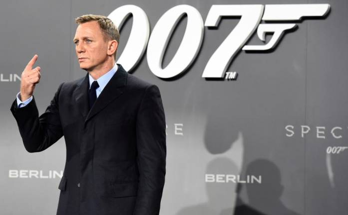 James Bond has No Time To Die