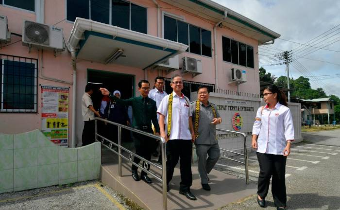 RM175m new hospital could become lead facility for Sri Aman