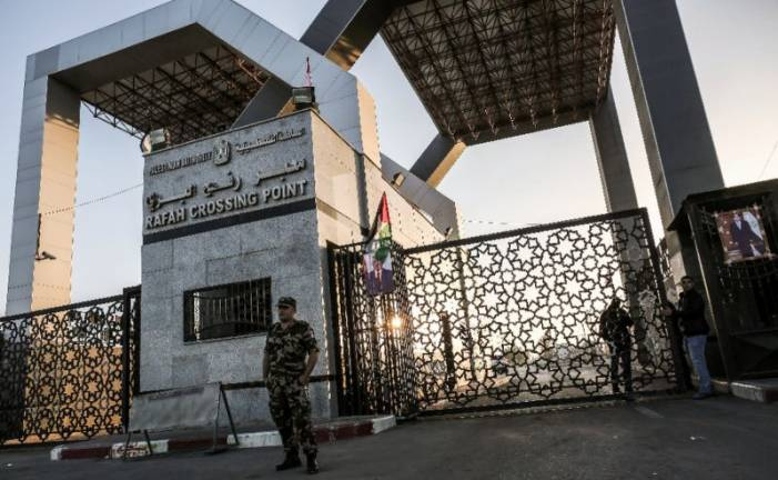 Hamas ministry: Two Gazans die in Egypt border tunnel
