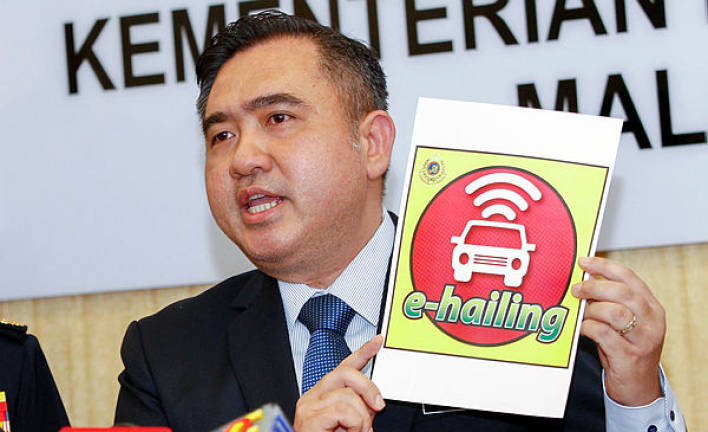 E-hailing: Leniency only towards drivers who are in the process of obtaining PSV