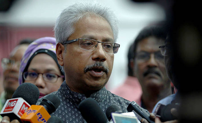 Companies appointed by Mitra met all criteria: Waytha Moorthy