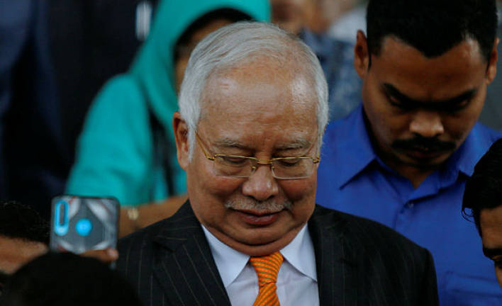 Najib had enormous influence in SRC, court rules