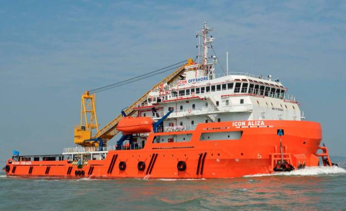 Icon Offshore shares to trade on normal basis from next Monday