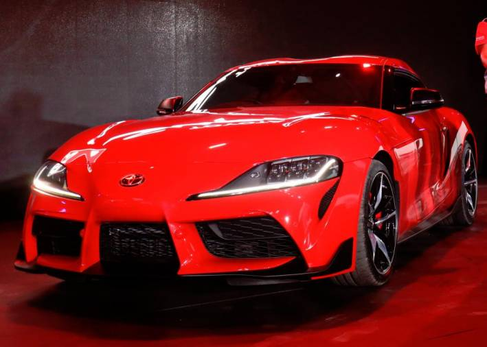 Fifth-generation Toyota Supra blasts into Malaysia
