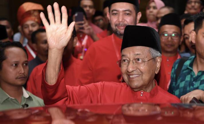 Bersatu will test sincerity of former Umno leaders: Dr Mahathir
