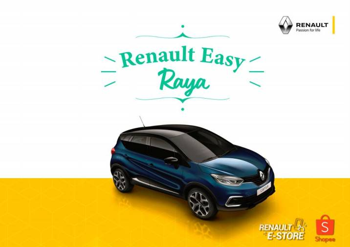 More savings, peace of mind with Renault