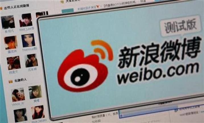 Weibo owner Sina gets buyout bid at 12% premium from CEO-led company