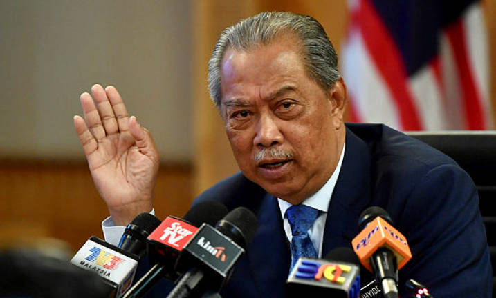 Malaysia has to tread on issue of refugees carefully: Muhyiddin