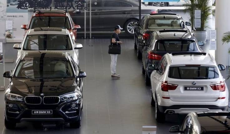 BMW Q3 operating profit up 33% as higher margin SUV sales take off