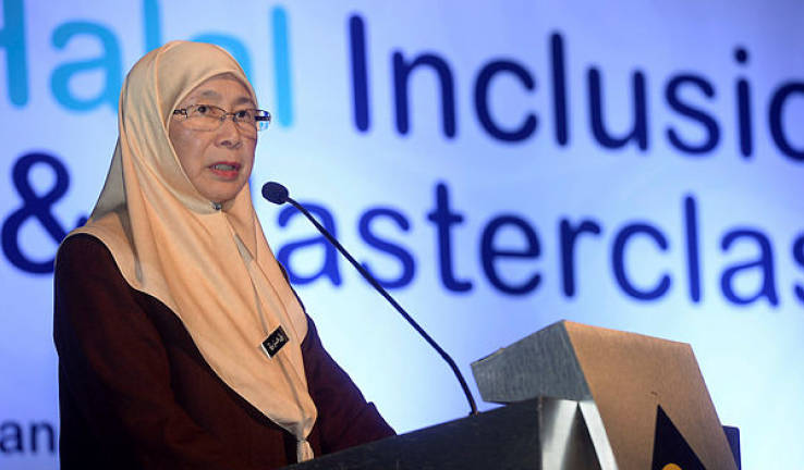Wan Azizah: Make Islamic finance part of halal ecosystem