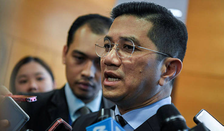 Azmin attends PKR meeting for the first time in a year