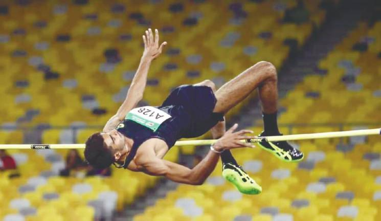 Jumping For Gold