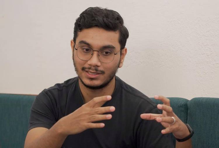 Khairi is directing his first feature film. - Mohd Amirul Syafiq Mohd Din/theSun