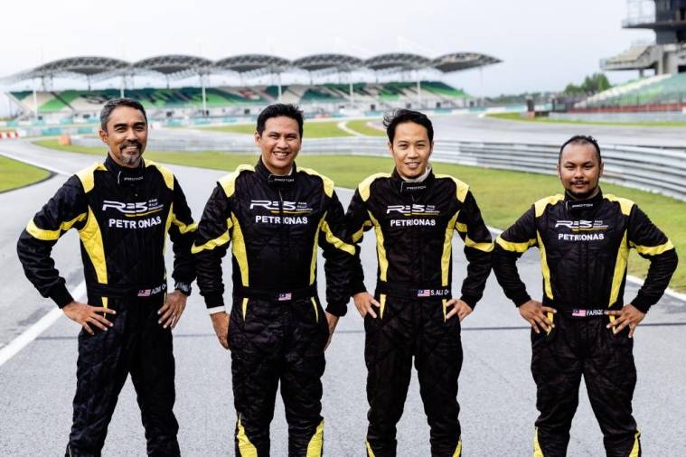 Team Proton R3 wins in Malaysian Championship Series