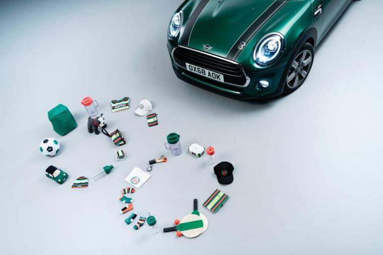 MINI Malaysia celebrates '60 passionate years' with 60-month service, repair programme