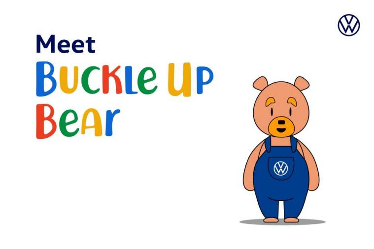 VW 'Buckle Up' is back, with children's edutainment series
