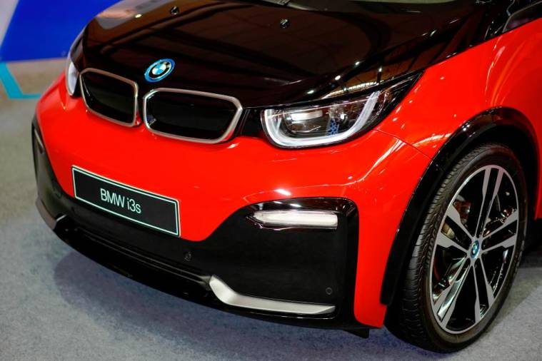$!First-ever EV BMW launched in Malaysia