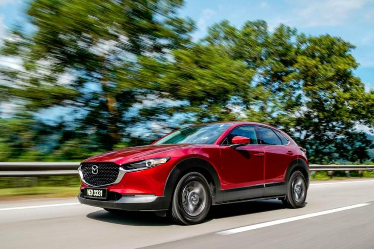 2020 New Mazda CX-30: Gorgeous, refined 'in-betweener'