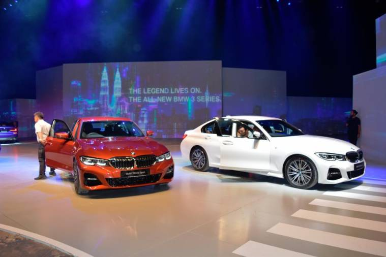 New Bmw 3 Series Launched New Z4 Sneak Previewed