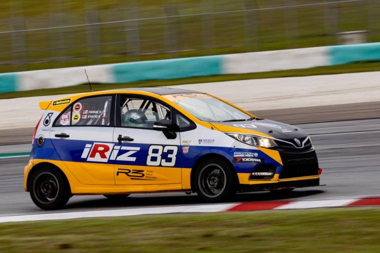 $!Team Proton R3 wins in Malaysian Championship Series