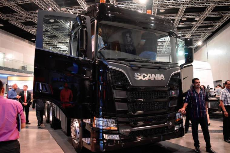 Scania 'New Truck Generation' launched