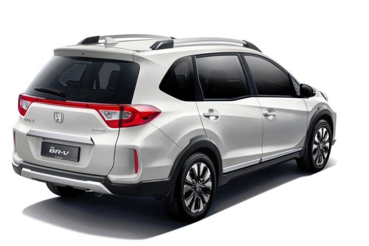 New Honda BR-V records over 1,400 bookings within a month