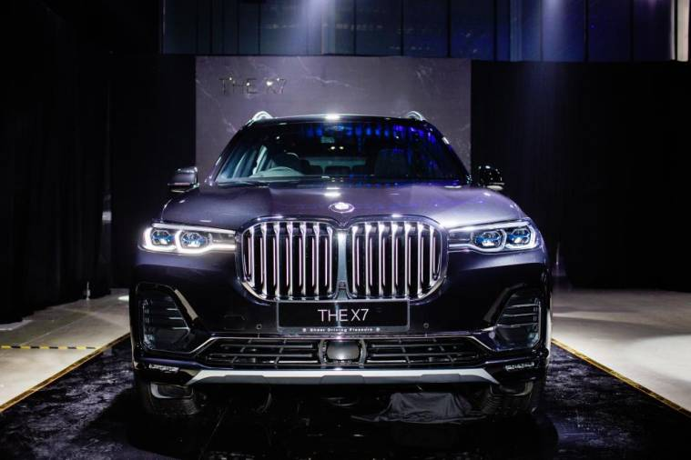 BMW Malaysia launch first-ever X7 and new 7 Series