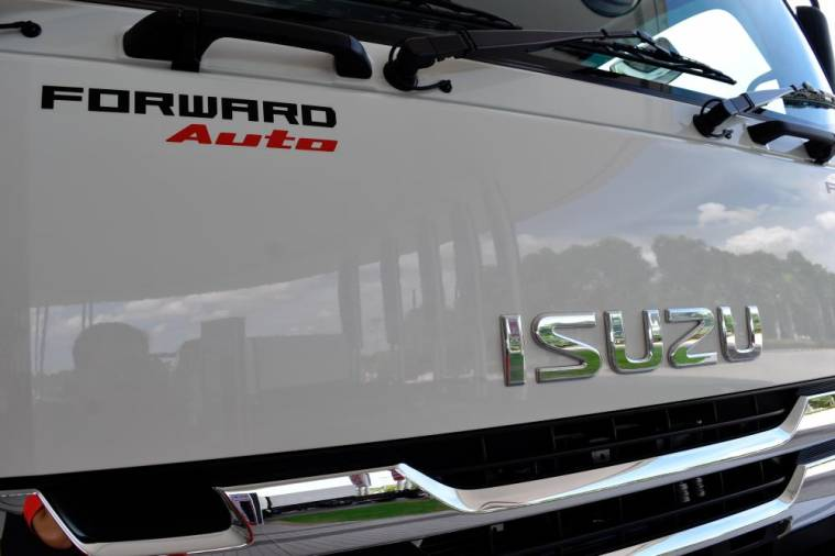 Isuzu widens appeal, expands lorry range