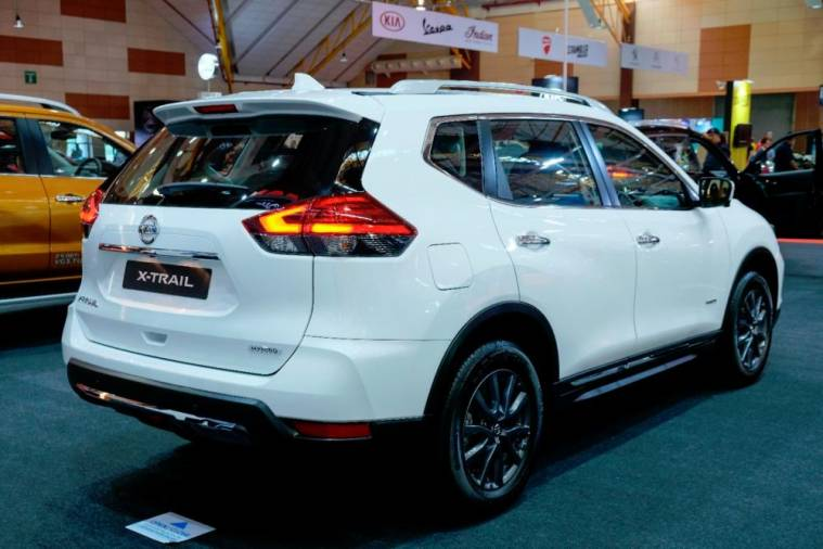 No price increase for facelifted new X-Trail