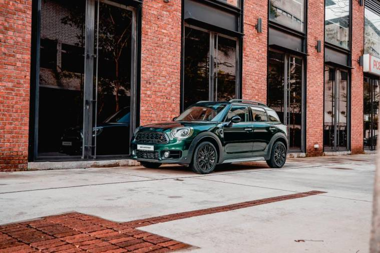 New MINI Cooper S Countryman Pure.
