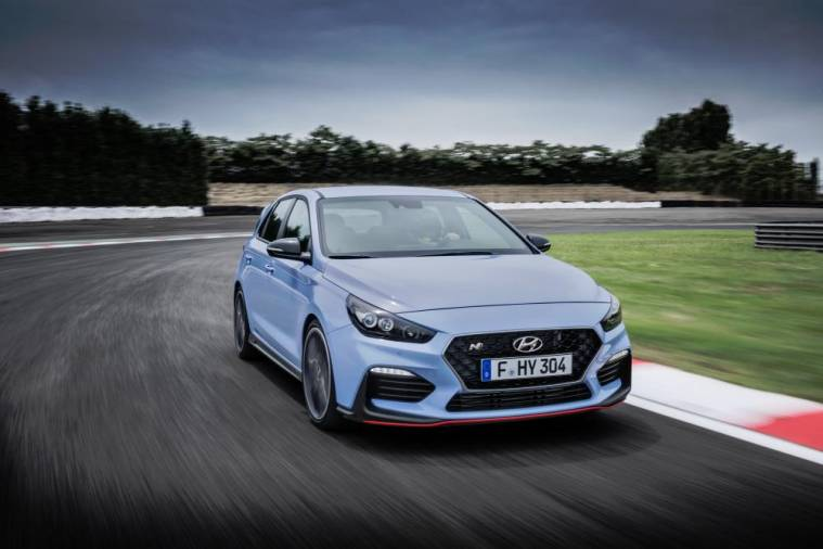 Limited-edition Hyundai i30 N on Lazada for 12.12 sale