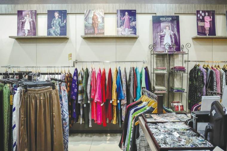 Inside the Poya store at Empire Shopping Gallery. – Sunpix by Adib Rawi