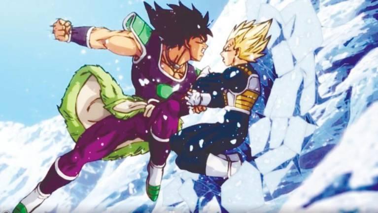 Znalezione obrazy dla zapytania Dragon Ball Super: Broly