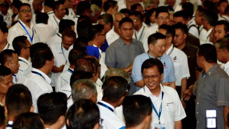 Warisan members reminded to inculcate noble values, uphold party: Mohd Shafie