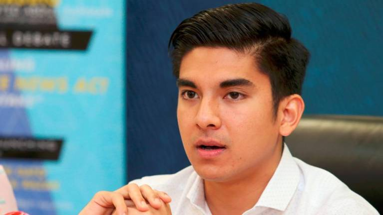 Allowances for practical students is necessary: Syed Saddiq