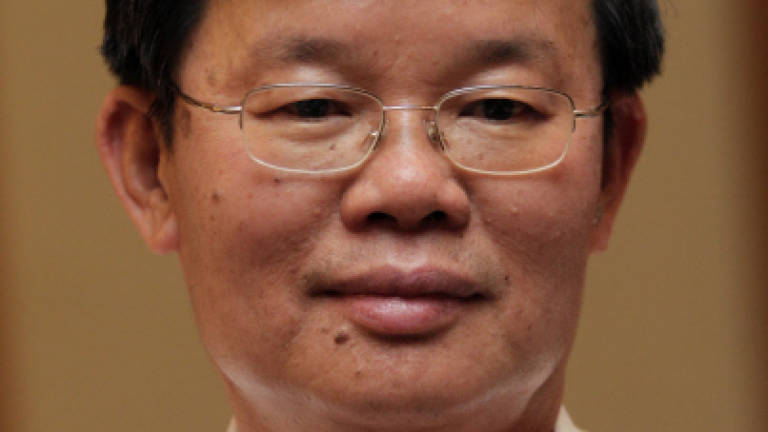 Cost of Penang's transport master plan has not surged: Chow