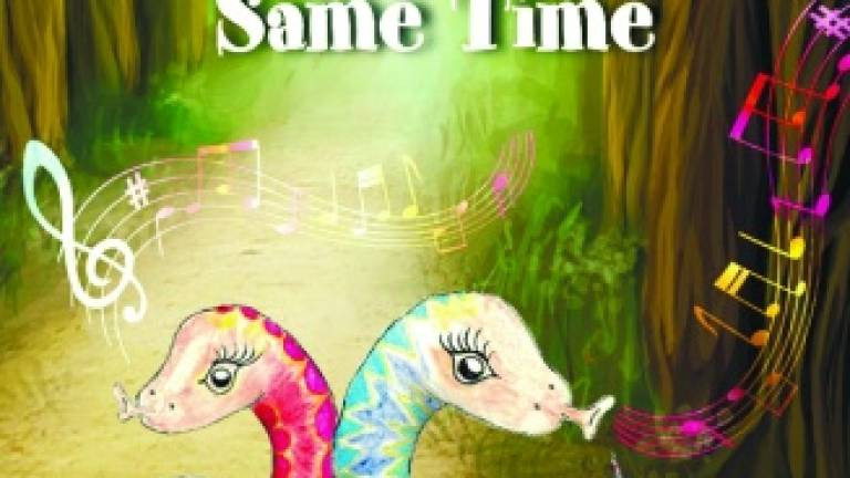 Book review: 2 Snakes Whistling at the Same Time