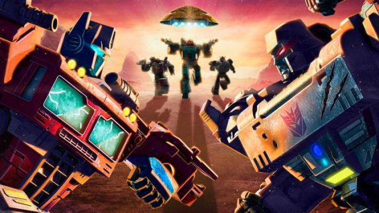 Netflix releases another Transformers: War For Cybertron Trilogy- Earthrise trailer