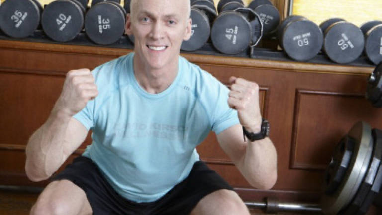 How to make a workout plan failproof by celebrity trainer David Kirsch