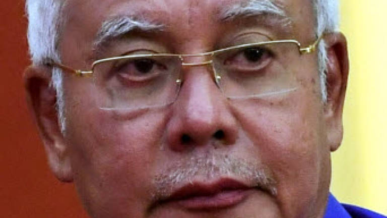 Najib summoned again by MACC