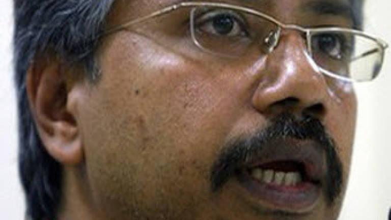 Waytha Moorthy to resign from all govt posts on Monday
